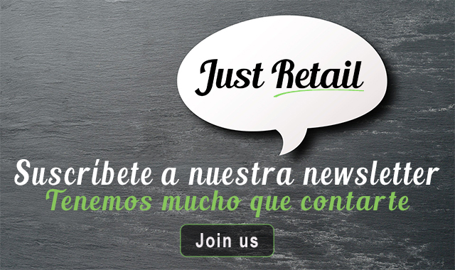 JustRetail newsletter join us