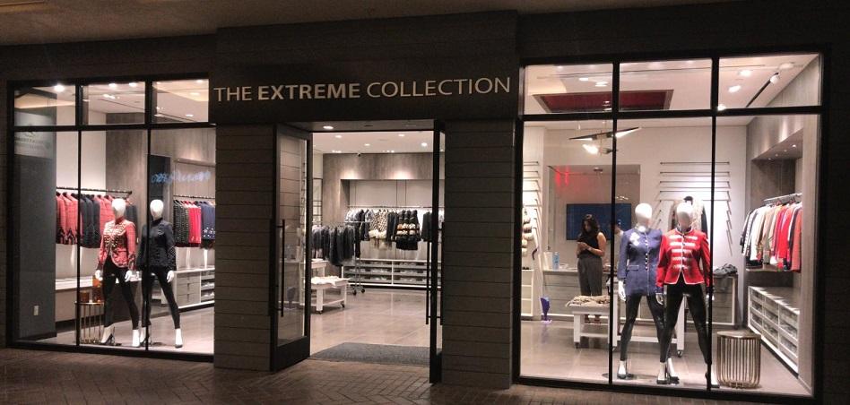 the extreme collecion - retail - sostenibilidad