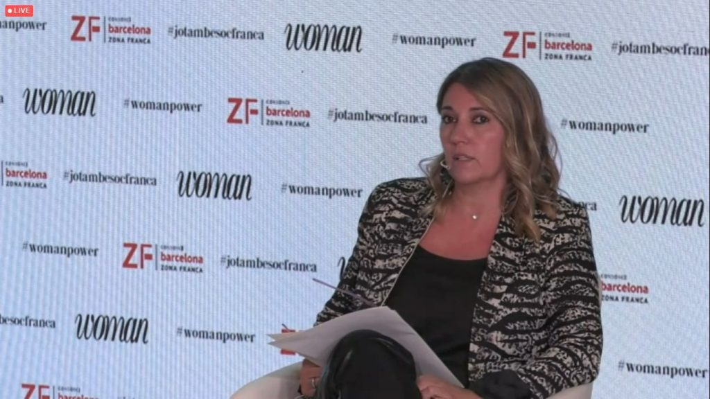 Blanca Sorigué, directora general del CZFB - Just Retail