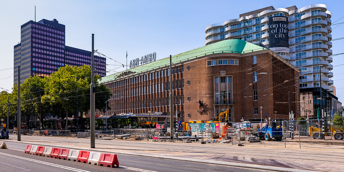 Forum Rotterdam Just Retail