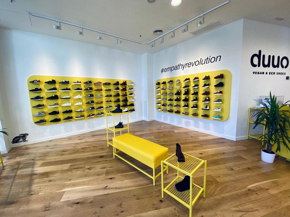 Duuo abre su primera tienda física en The Style Outlets Viladecans - Just Retail