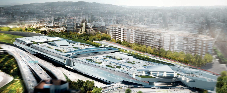 Ceetrus inicia el proceso de selección para Vialia Estación de Vigo - Just Retail