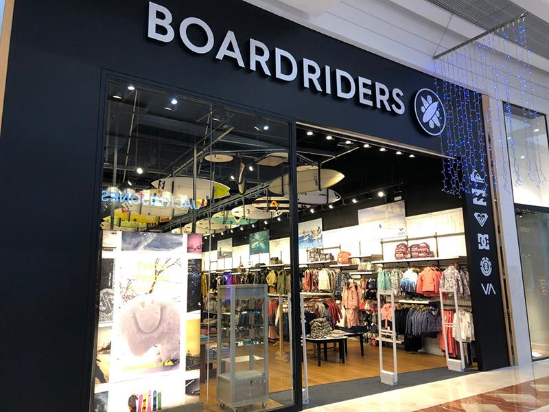 Boardriders - Just Retail