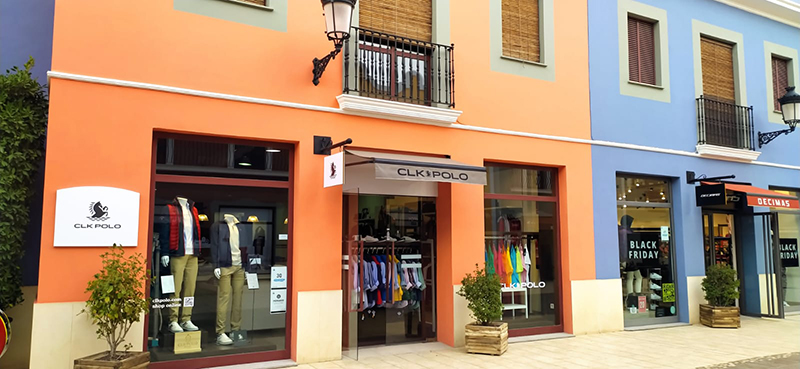 CLKPOLO abre en La Noria Outlet Shopping - Just Retail