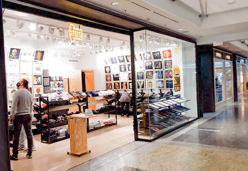 Citees se incorpora a la oferta comercial de Príncipe Pío - Just Retail