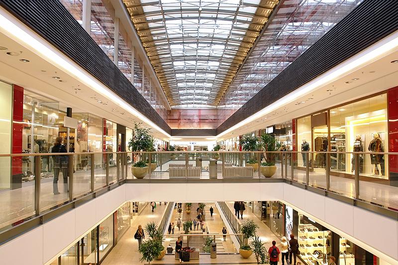 La afluencia a los centros comerciales desciende noticias retail