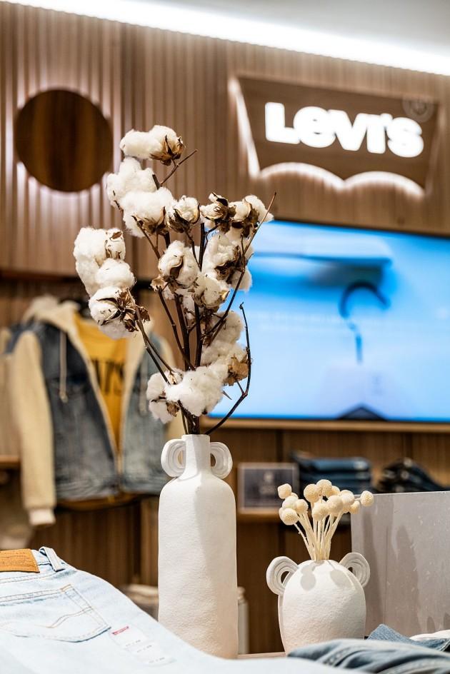 Levi's abre una tienda sostenible en david-jones- Just Retail