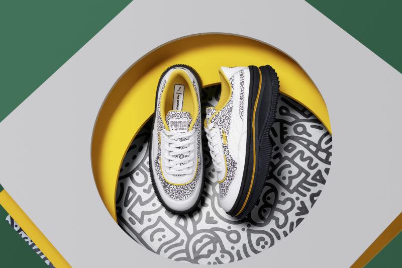 Puma y Mr. Doodle, nueva colección invierno 2020-2021 - Just Retail