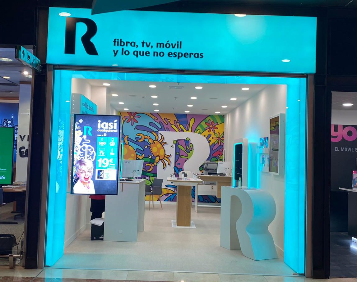 R-Cable abre en Espacio León - Just Retail