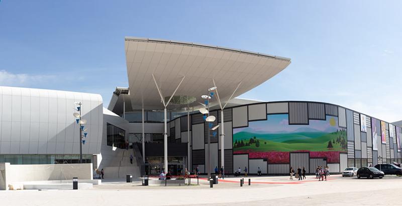 Torrecardenas recibe un premio en los European Property Awards - Just Retail