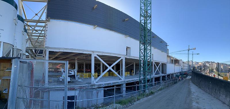 Vialia Vigo finaliza las obras de conexión con el entorno urbano - Just Retail