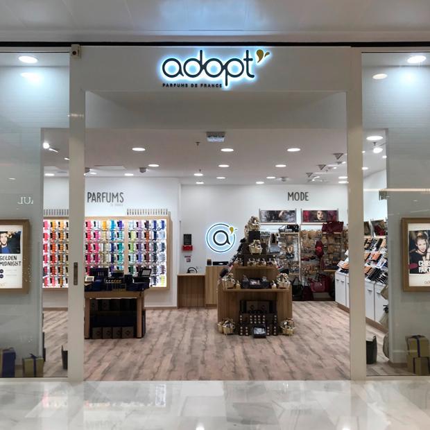 adopt' parfums de France-Just Retail