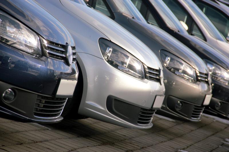 Feria de vehículos de ocasión en Espacio Coruña - Just Retail