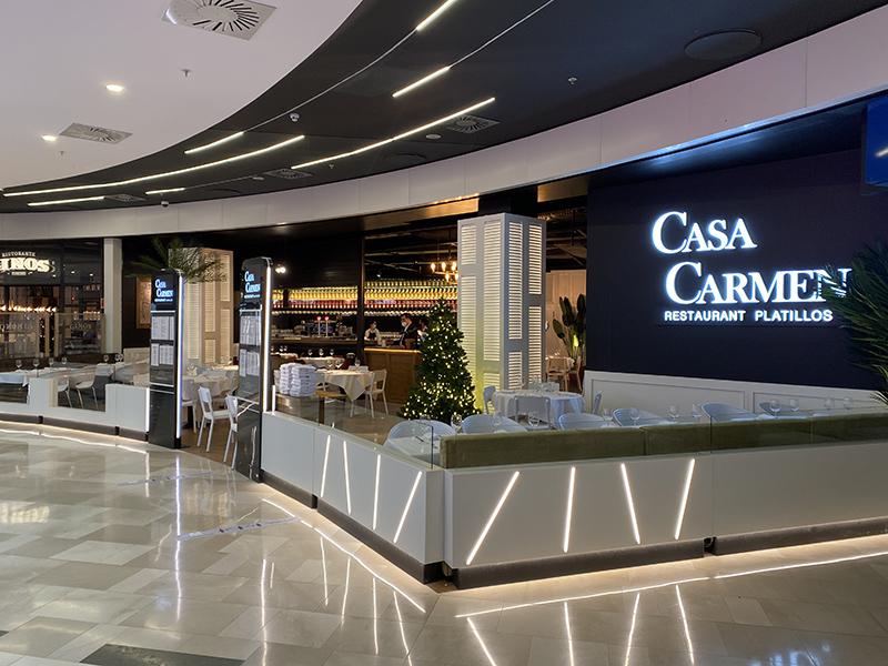 Casa Carmen abre un nuevo restaurante en Plenilunio - Just Retail