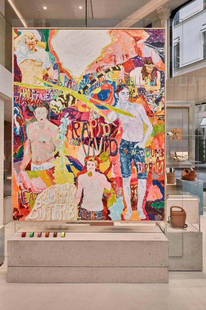 La nueva tienda de Loewe en Paris es una obra de arte - Just Retail