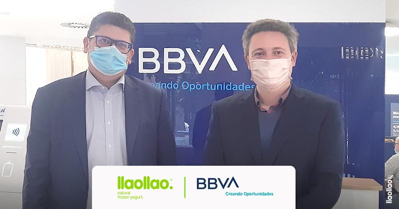 Llaollao firma un acuerdo de financiación con BBVA - Just Retail