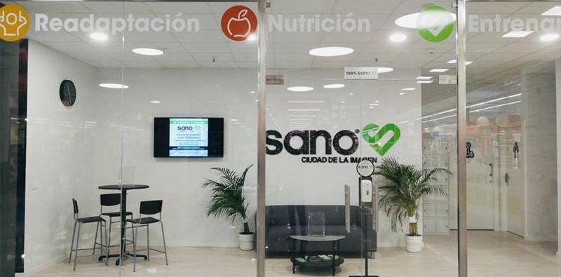 Sano Center abre en el Centro Comercial Ciudad de la Imagen - Just Retail
