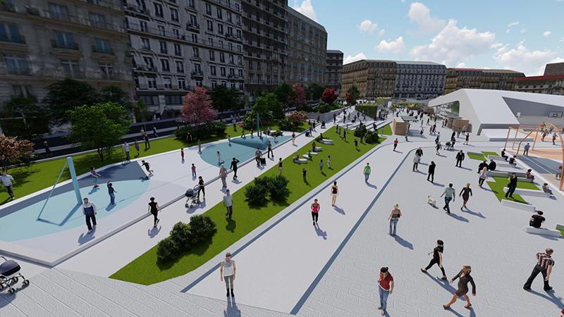 Vialia Vigo contará con la certificación AIS de accesibilidad - Just Retail