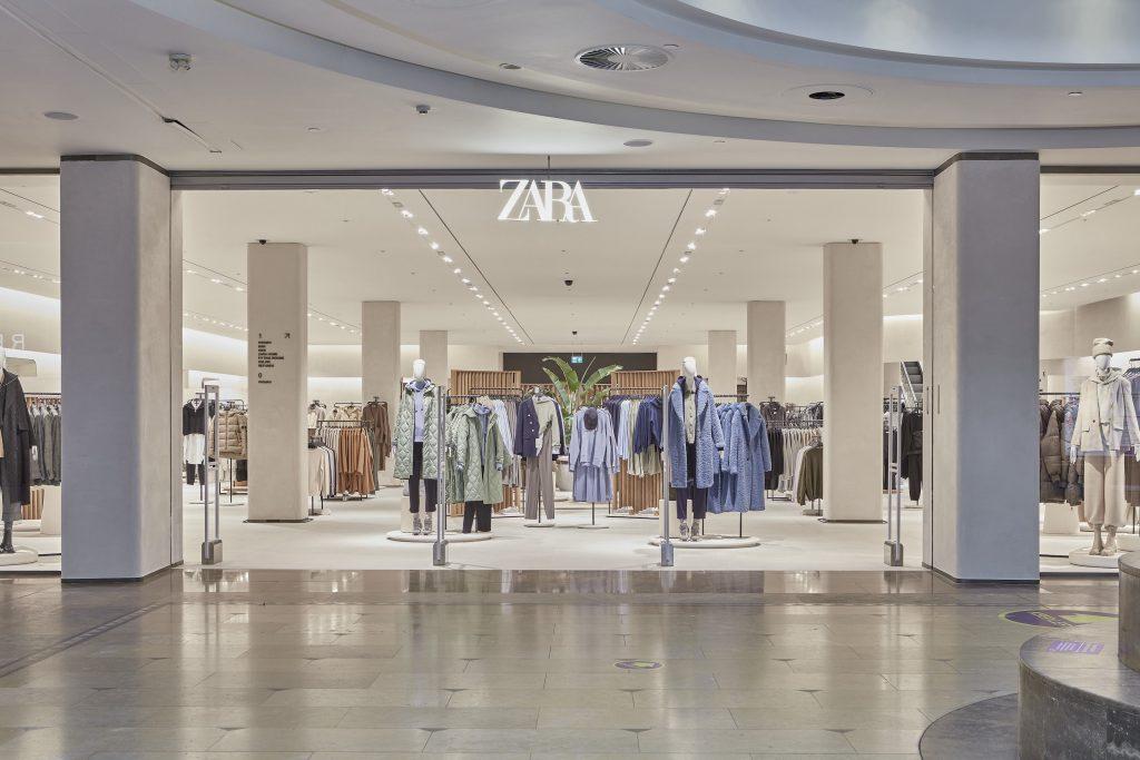 Zara estrena su nuevo concepto en el Reino Unido - Bluewater - Just Retail