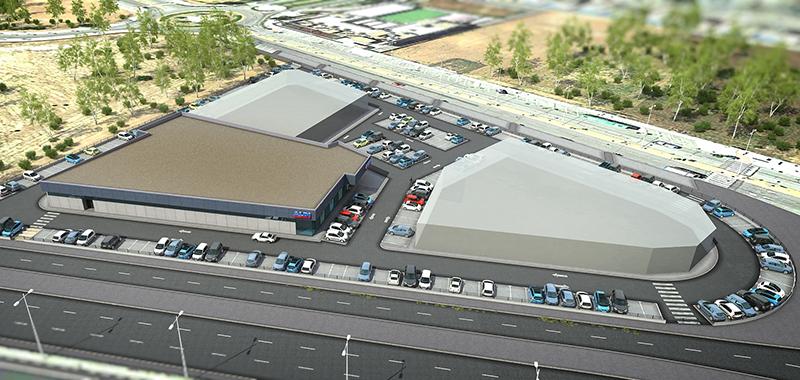 Batex & Duplex impulsa sus parques comerciales - Just Retail
