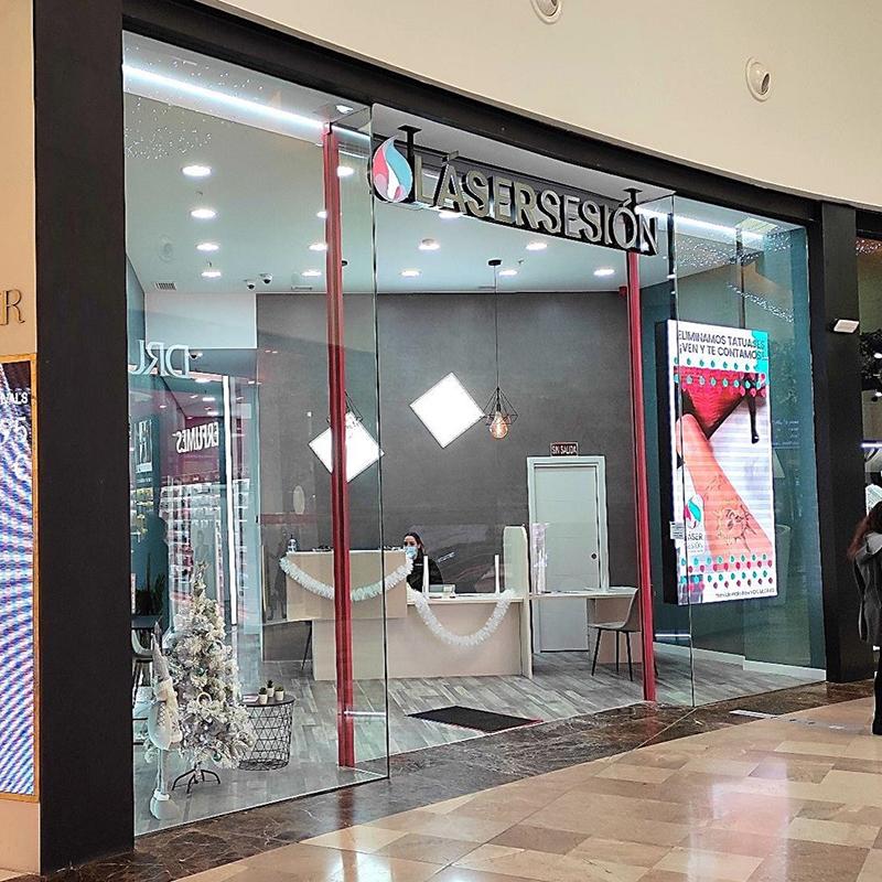 Láser Sesión se incorpora a la oferta comercial de La Gavia - Just Retail