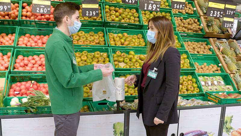 Mercadona elimina las bolsas de plástico de un solo uso en todas sus tiendas - Just Retail