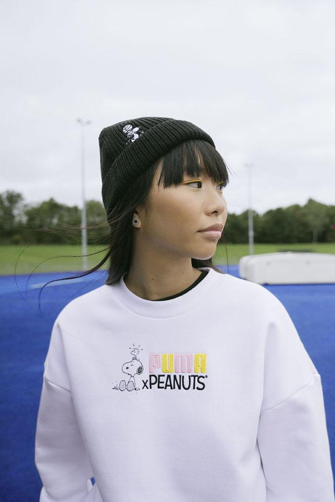 Nueva colección de Puma junto a Peanuts - Just Retail