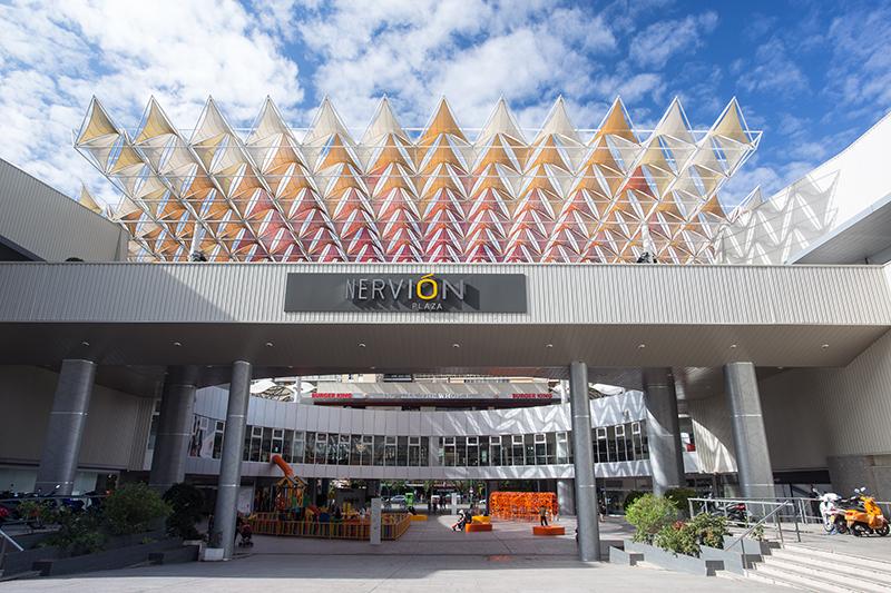 Nuveen compra la terraza del centro comercial Nervión Plaza Sevilla a Iberdrola Inmobiliaria - Just Retail
