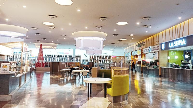 Río Shopping lanza un servicio de comida a domicilio y take away - Just Retail