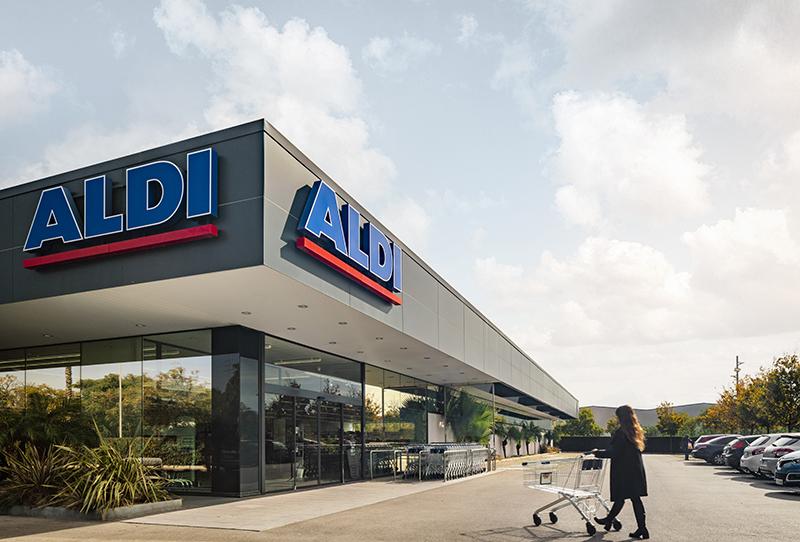 Aldi es la cadena de supermercados que más clientes ganó en 2020 - Just Retail