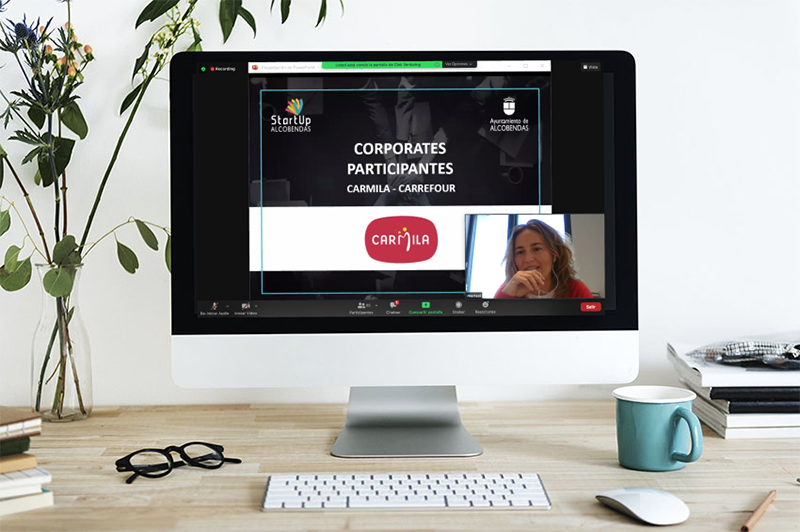 Carmila refuerza su apoyo a la Plataforma de Innovación Colaborativa de Alcobendas - Just Retail