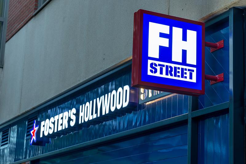 Foster's Hollywood Street abre su primera franquicia - Just Retail