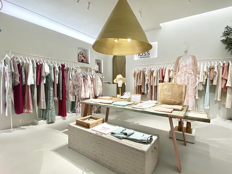 Hoss Intropia llega la primera colección de su nueva etapa - Just Retail