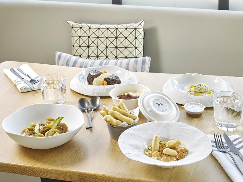 Just Eat amplía su lista de chefs con estrella Michelin - Just Retail