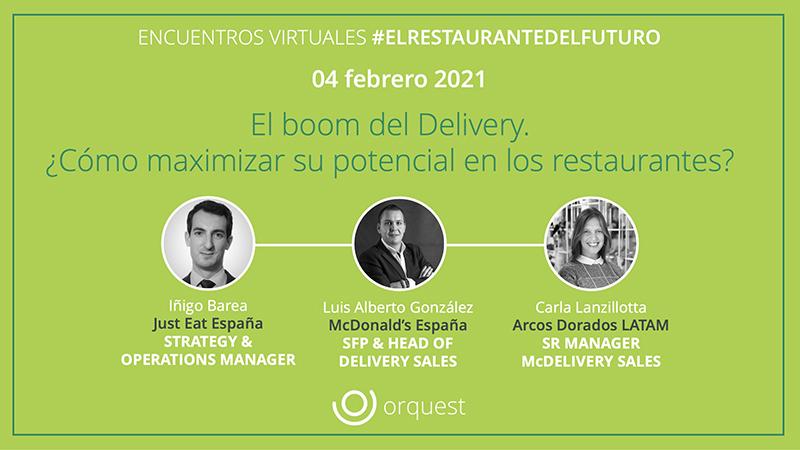 Mcdonald's, Just Eat y Arcos Dorados participan en el encuentro #ElRestaurantedelFuturo - Just Retail