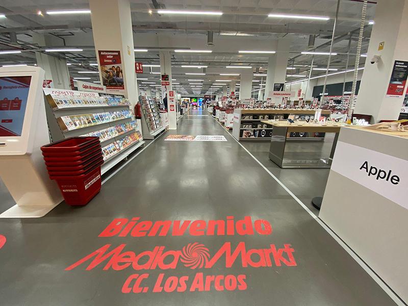 MediaMarkt, nueva tienda en Sevilla