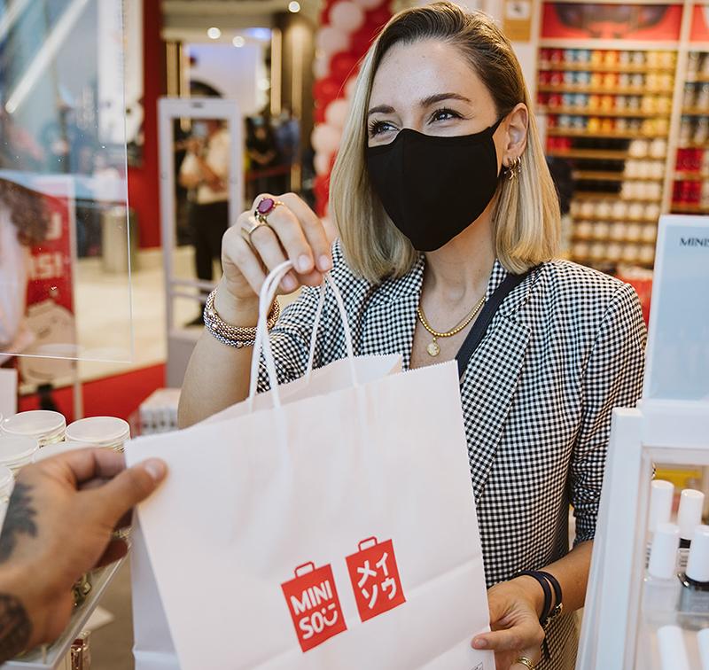 Miniso abre una tienda en el centro comercial Atlántico Vecindario - Just Retail