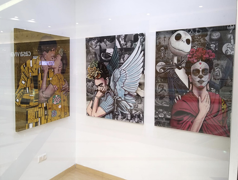 Portal de la Marina apuesta por el arte local con 'Escapararte' - Just Retail