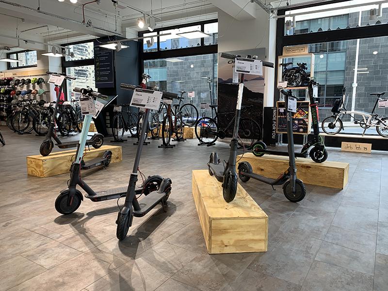 Pure Electric entra en España abriendo su primera tienda en Madrid - Just Retail