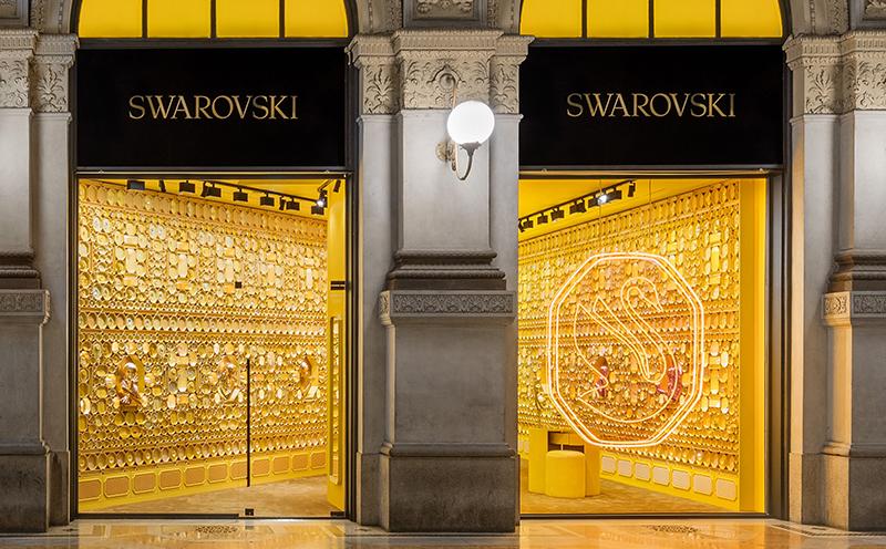 Swarovski presenta su nueva identidad de marca - Just Retail