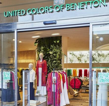 Benetton abre una tienda ultraecológica en Florencia - Just Retail