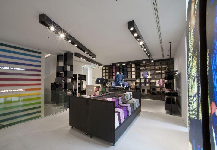 Benetton cierra flagship Milan noticias retail