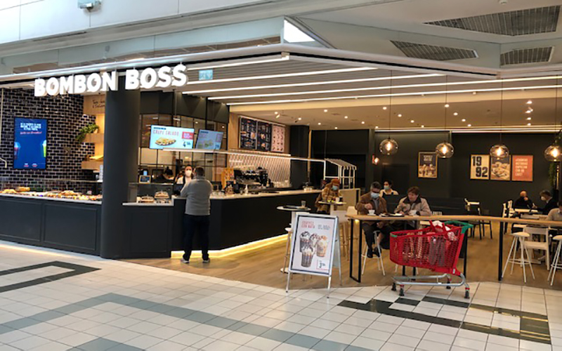 Bombon Boss Alcampo Alcorcón apertura noticias retail