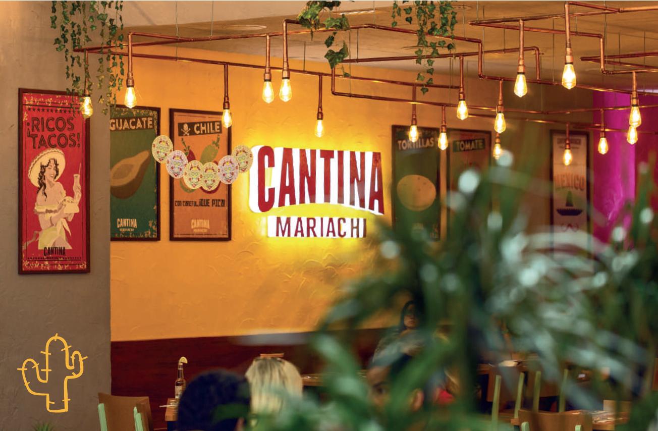 Cantina Mariachi expansión nuevos locales noticias retail
