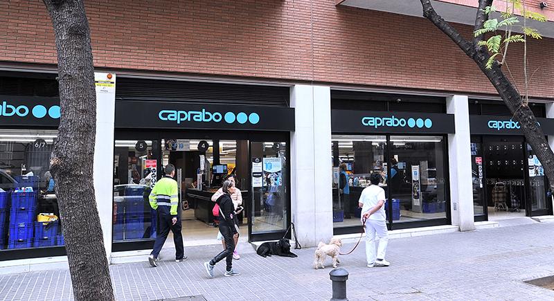 Caprabo rapid Reus apertura noticias retail