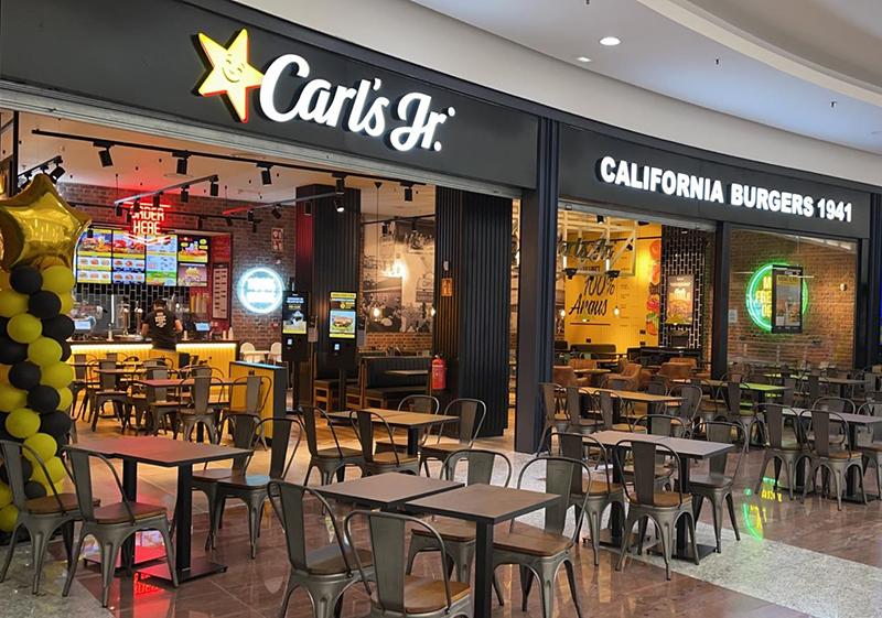 Carl's Jr. abrirá nueve establecimientos España noticias retail