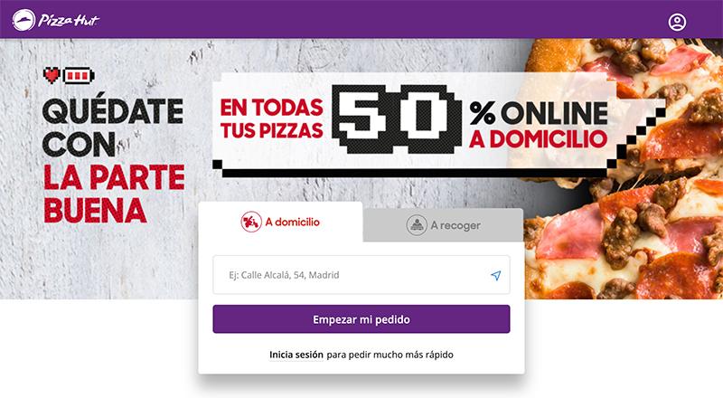 Delivering Feminist Voices iniciativa Pizza Hut Día Internacional Mujer noticias retail