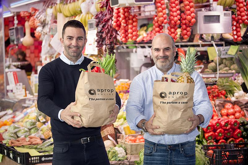 El marketplace de proximidad Aprop online 1.000 tiendas 120.000 clientes noticias retail