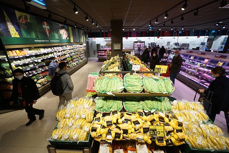 Eroski apertura Bilbao noticias retail