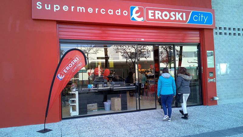 Eroski apertura franquicia Zaragoza noticias retail